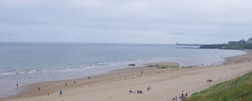 Beach at Druridge Bay
