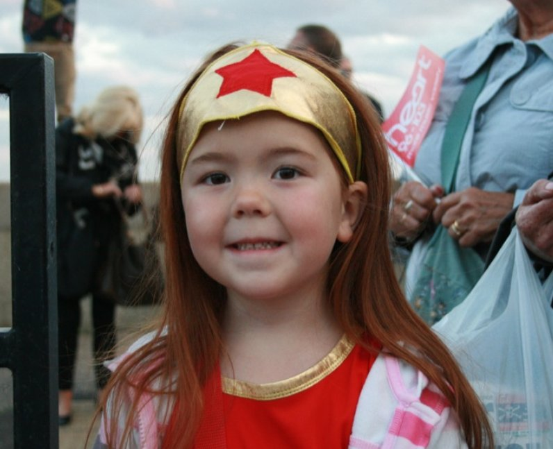 Heart Angels: Southend Carnival (16 August 2014)
