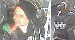 CCTV Bus Assault