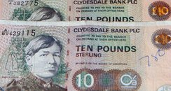 Scpttish bank notes