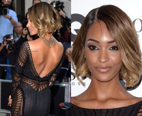 Jourdan Dunn new hair