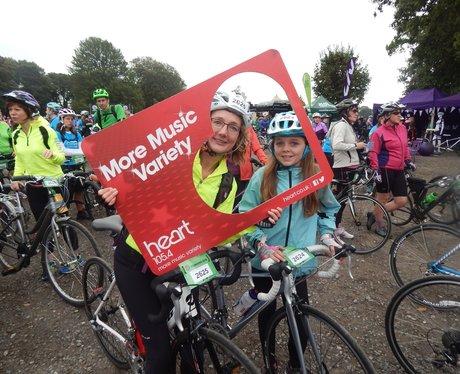 Heart Angels: Cycletta Cheshire Sunday  28th