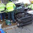 A47 Wansford Crash