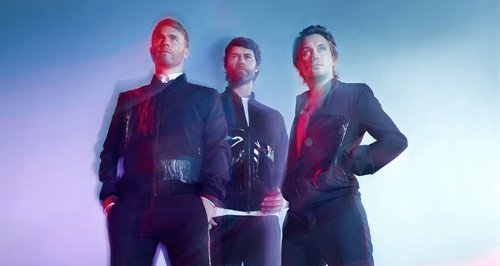 Take That New Image Trio October 2014