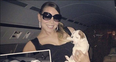 Pampered Pets -Mariah Carey and Dog Pow Jackson