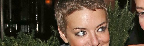 Sheridan Smith new pixie hair crop