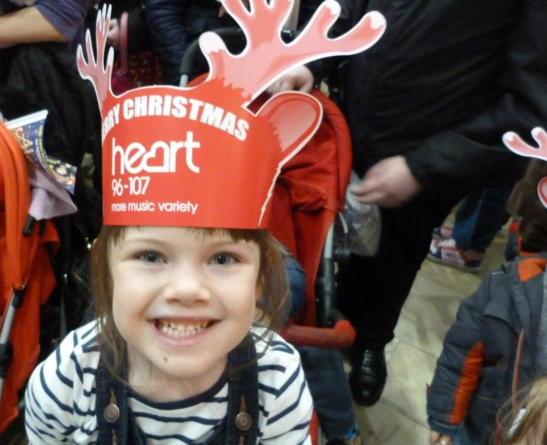 Queensgate Shopping Centre Christmas Switch On