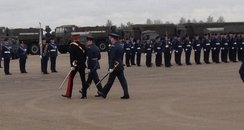 Prince Harry RAF Honington 2014
