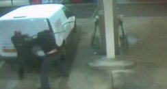 Petrol Station Attack in Birmingham