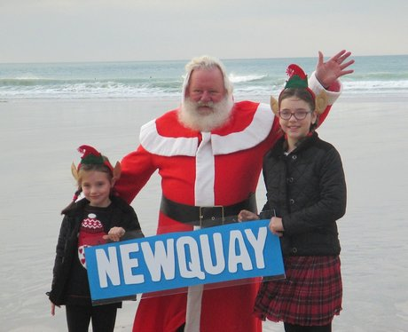 Newquay Christmas Lights