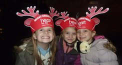 Sawbridgeworth Light Switch On (28 November 2014)