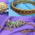 Seized Watford jewellery