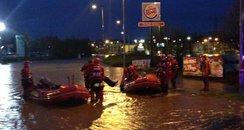 Flooding Kilmarnock