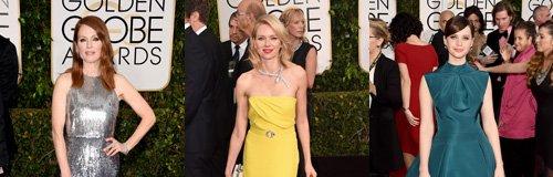 Golden Globes 2015 CANVAS