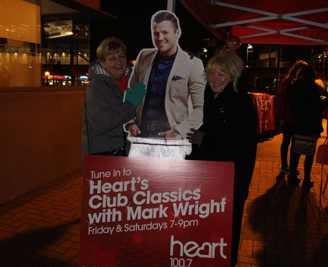 We Strictly Heart Mark: Friday's Fans