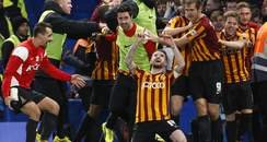 bradford city fa cup win over chelsea