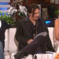 Gwyneth Paltrow, Johnny Depp 'The Ellen Show'