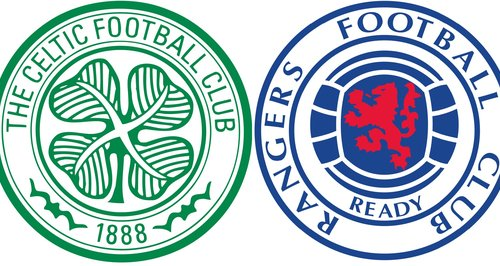 football Celtic Rangers