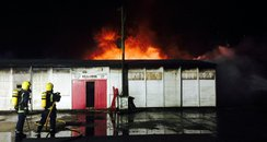 Buckingham Town FC Fire