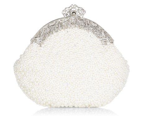 Accessorize Polly Bridal Pearl Pouch