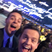 BRIT hosts Ant and Dec take a rather excitable selfie!