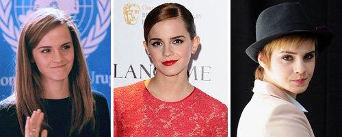 Emma Watson canvas