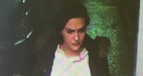 Police hunt CCTV woman