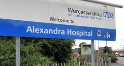 Alexandra Hospital Redditch