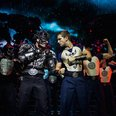 Lord Of The Dance Dangerous Games Tour