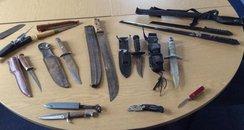 Northants Knife Amnesty
