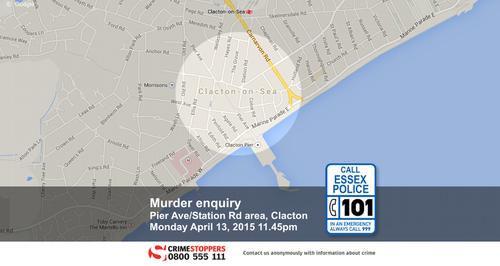 Clacton murder