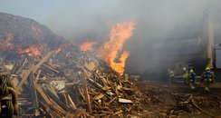 Colmworth Fire 3