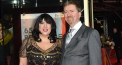 E.L. James and husband Niall Leonard