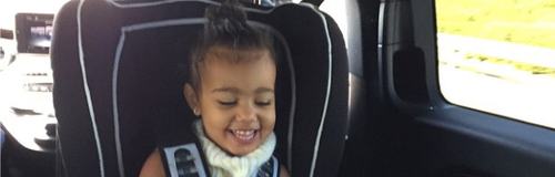 North West playing games
