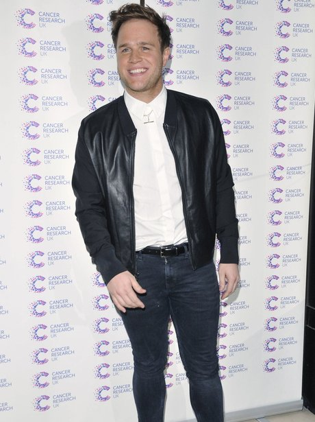 Olly Murs Leather Jacket