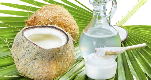 Beauty Coconut Oil