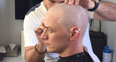 James McAvoy loses his hair on the set of X-Men: A