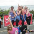 Heart Angels: Falmouth Race For Life 2015 Cheer Po