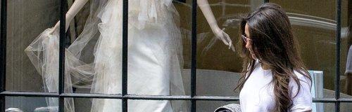 Michelle Keegan wedding shopping