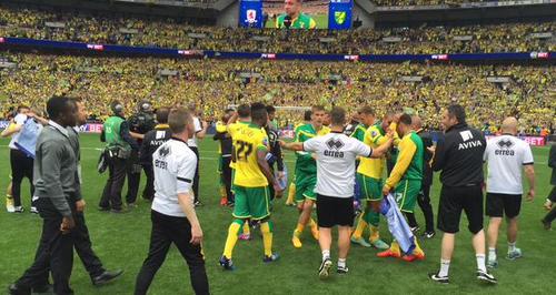 Norwich Win