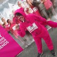 Penzance Race For Life 2015 Finish