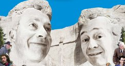 Harry Enfield and Paul Whitehouse characters