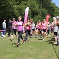 Race for Life in Old Deer Park, Richmond