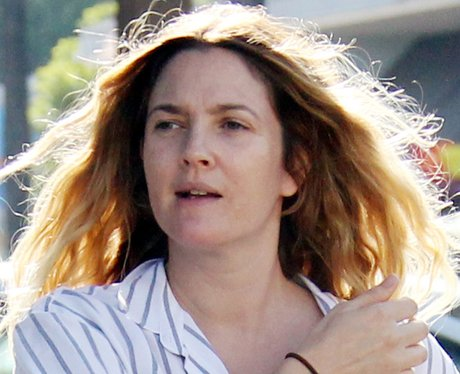 10 Pictures Of Drew Barrymore Without Makeup
