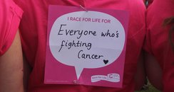 Heart Angels: Race For Life Gloucester - The Messa