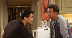 Bromances Friends with Joey and Chandler