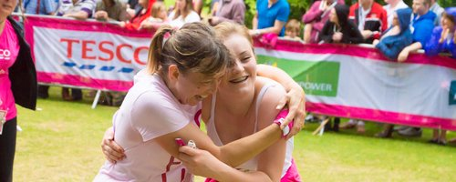 Race for Life Bury St Edmunds 2015