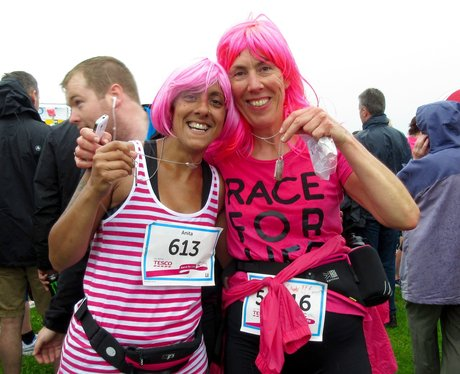 Race for Life Milton Keynes 2015