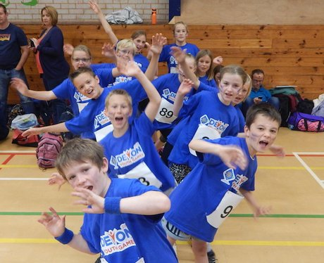 Devon Youth Games 2015