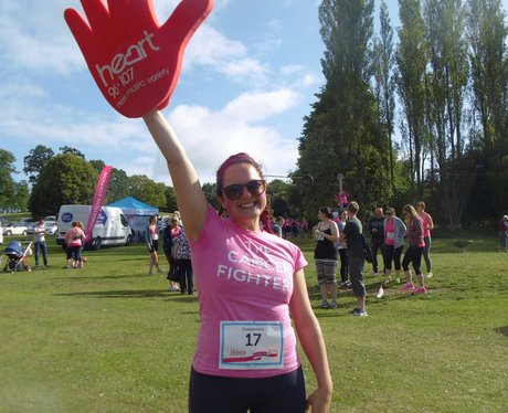 Longbridge 10K Race For Life - Start!
